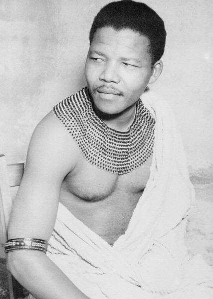 Black History Heroes: Nelson Rolihlahla Mandela: First Black ...