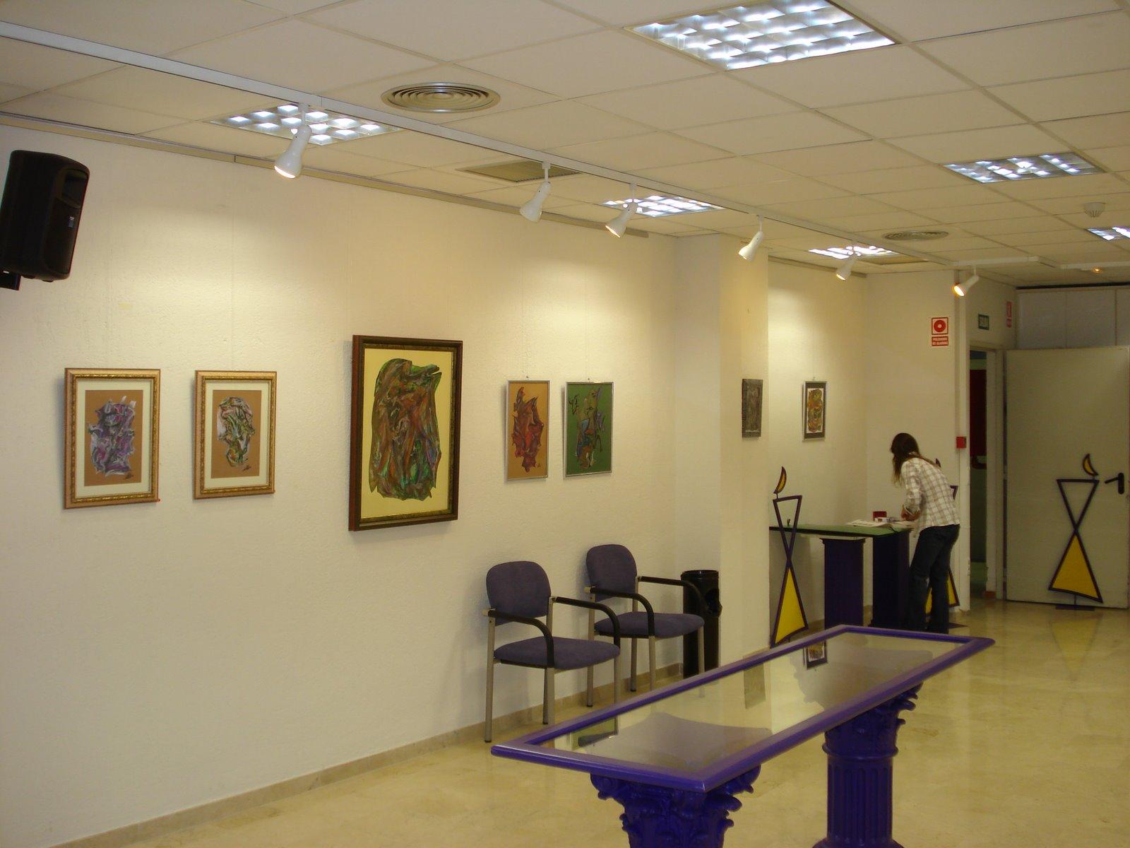 Exposición Diputación de Almeria