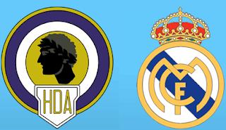 مشاهدة مباراة ريال مدريد وإيركوليس