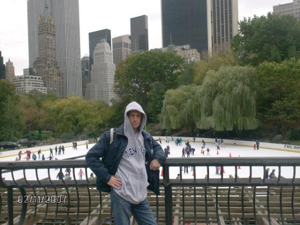 New York Central park .