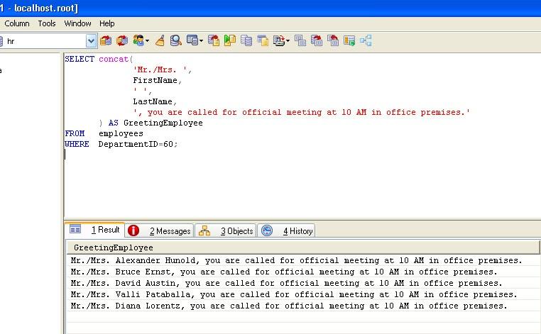 examples  mysql concat function sql alias example