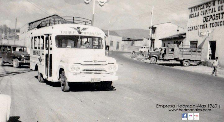 de las empresas de transporte mas importantes de honduras como es