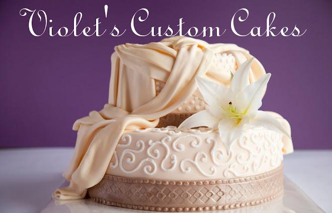 Violet's Custom Cakes