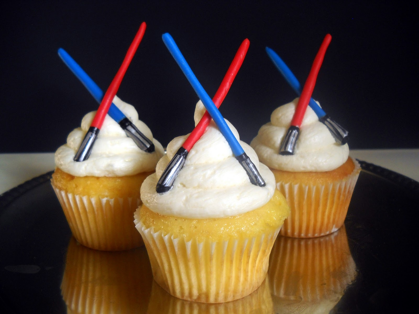 star wars cakes and cupcakes
