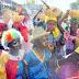 Solidaridad en Carnaval 2009 de Haití