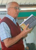 Teólogo dominico Jesús Espeja animó los días de estudios durante la Asamblea MSC en el Monte de Oración