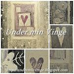 """""""Under min vinge"""" på facebook"""
