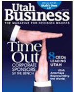 MonaVie Shares Key Economic Insights with Utah Business Magazine