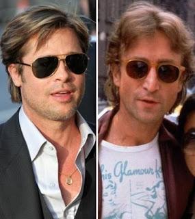 The Beatles Polska: Brad Pitt Johnem Lennonem w nowym filmie