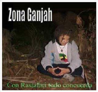 Con Rastafari Todo Concuerda-Zona Ganjah