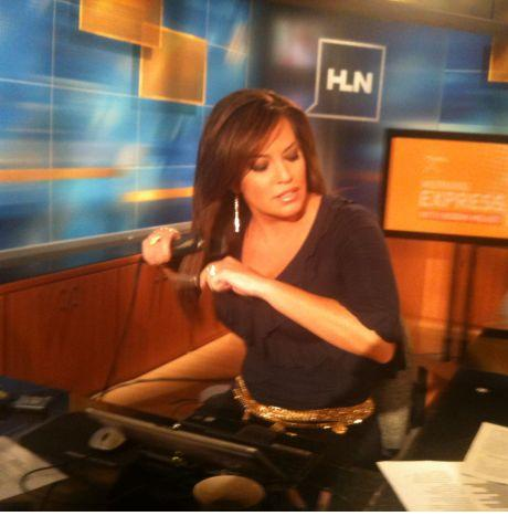 Robin Meade Blog: Robin Meade At HLN (Video)