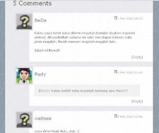 avatar komentar