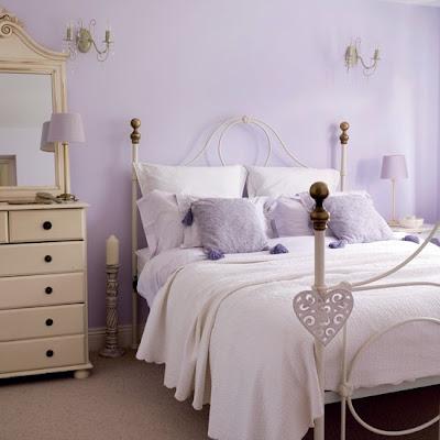 lilac_bedroom Quartos estilo francês!