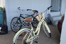 hey! let's ride bikes!