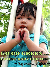 """Go Go Green Cutest Baby Contest by Mama_Aqish"""