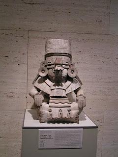 Sculpture of Mexican origin