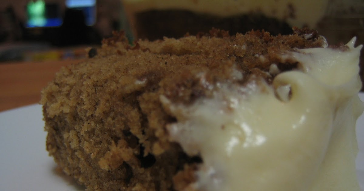 Best Spice Cake Recipe With Cream Cheese Frosting