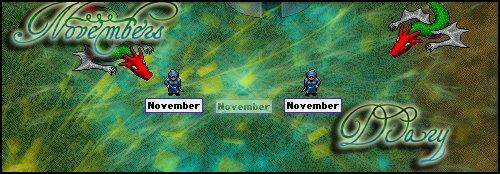 November's Diary