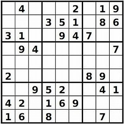 picture regarding Printable Sudoku for Kids titled no cost printable sudoku online games: Straightforward Sudokueasy Printable