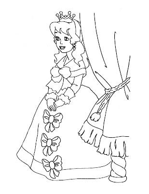 Dora Snow Princess Printable Coloring Pages Colorings Net Princess Cat Coloring Page Printable