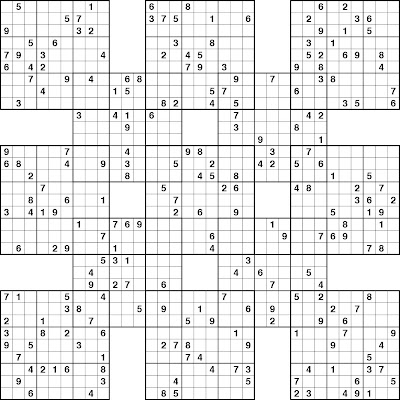 photograph relating to Medium Sudoku Printable identified as sudoku for little ones printable: Medium Sudoku Puzzlesprintable