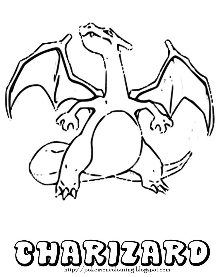 charizard coloring pages best image coloring