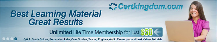 comptia A+, comptia A+ training, comptia network, and more at certkingdom.com