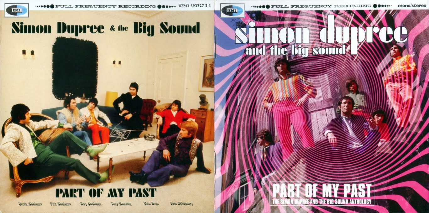Simon Dupree And The Big Sound With Jacqui Chan Kites Like The Sun Like The Fire