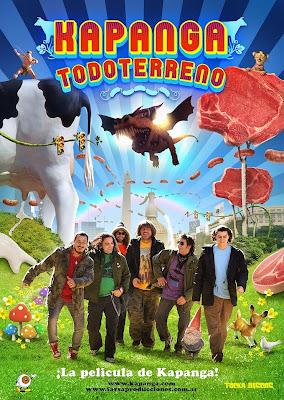 Kapanga todoterreno (2009)