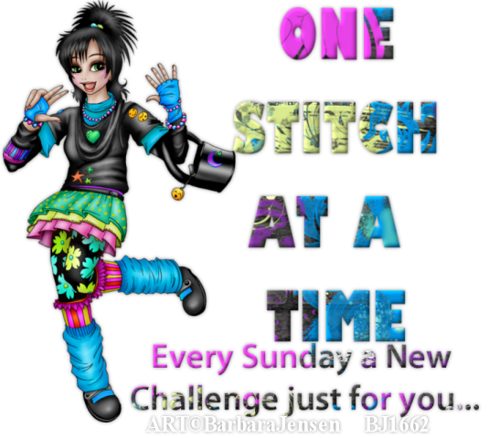 One Stitch at a Time Challenge