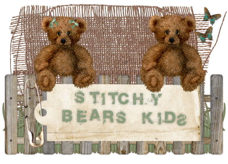 Stitchy Bears Kids