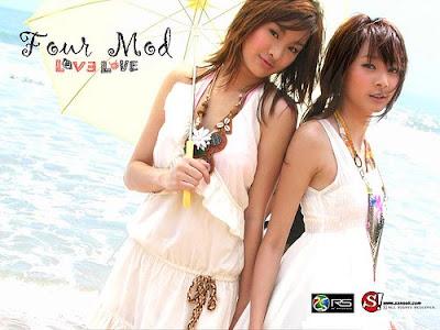 Four-Mod thai singer