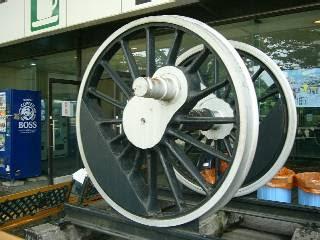SLの車輪