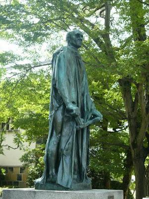 カレー市民の像
