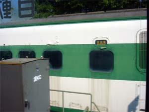 東北新幹線の車両