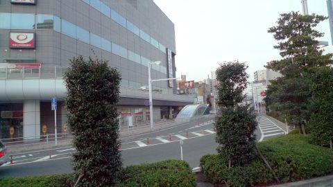 船橋バス乗り場