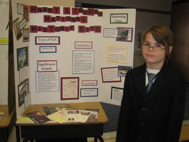 steps to a science fair project