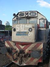 """GM GT22 9063 """"Cdad. de Bgdo""""."""