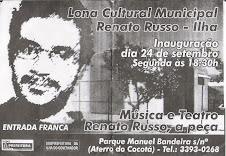 Renato Russo a peça