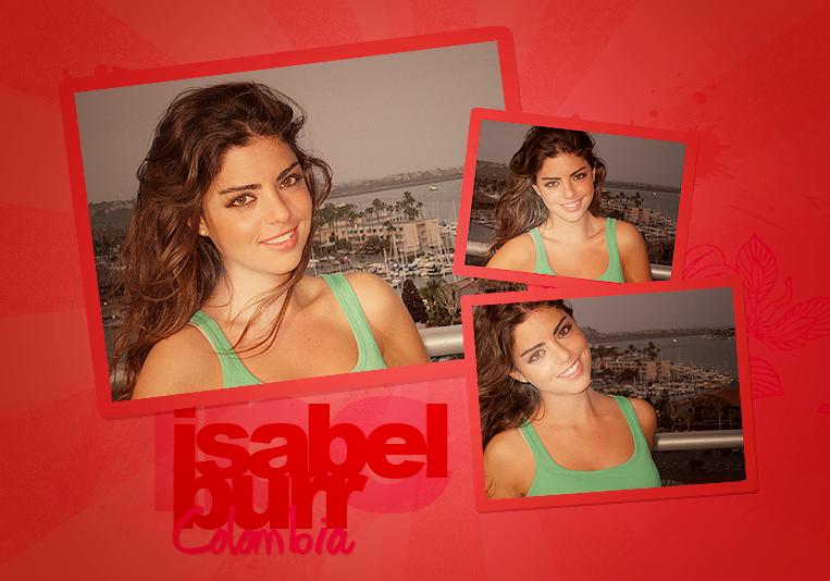 ▪ Isabel Burr Colombia | Tu mejor recurso en español acerca de Isabel Burr.