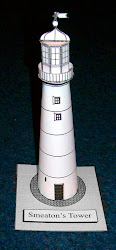 Colour & make 3D model of Smeaton's Tower
