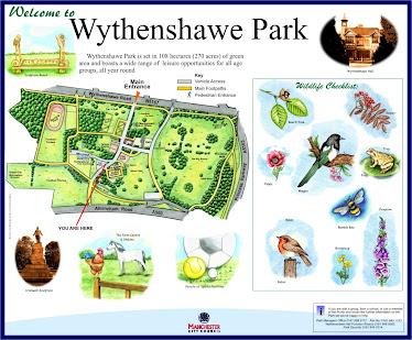 Wythenshawe Park, Manchester