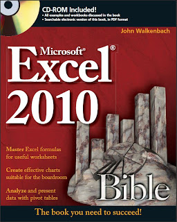 Microsoft Excel 2010 Bible