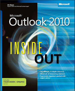 MICROSOFT OUTLOOK 2010 inside out