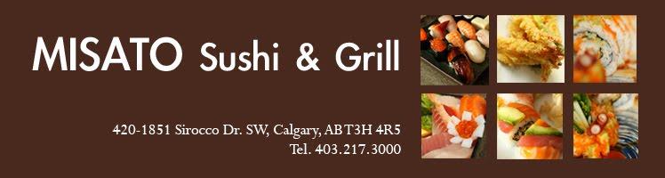 Misato Sushi & Grill