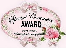 special award from k.leen from Sweet Decor