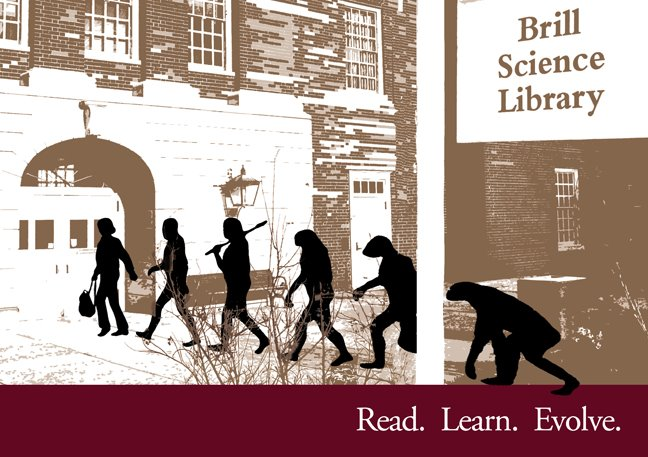 Read.  Learn.  Evolve.  Brill Science Library