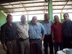 DEP.ALVARO GUIMARAES, SIMAS DO PT, JOÃO PEREIRA,