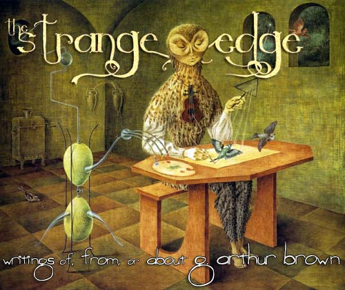 The Strange Edge