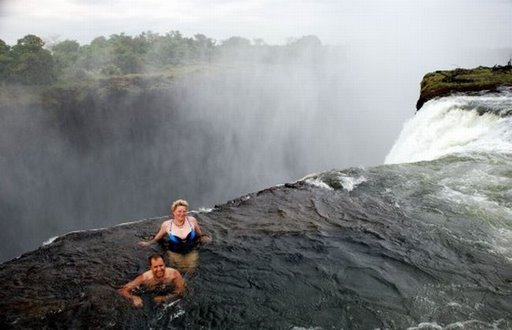 Twinkledreams on the edge of victoria falls for Devils swimming pool victoria falls